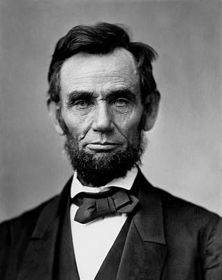 Royalty-Free and Rights-Managed Images - Abraham Lincoln by War Is Hell Store