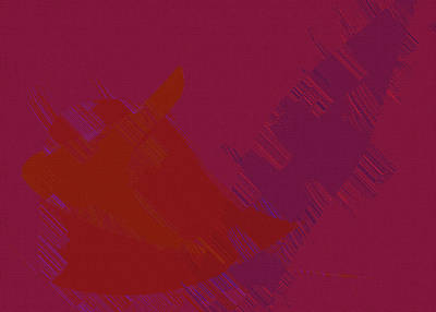 Modern Kitchen - Abstract Color Composition No 1278 2021 by Ahmet Asar by Celestial Images