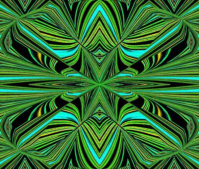 Royalty-Free and Rights-Managed Images - Abstract Decor 29 by Will Borden