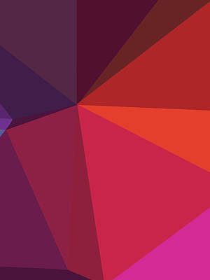 Royalty-Free and Rights-Managed Images - Abstract Polygon Illustration Design 114 by Ahmad Nusyirwan