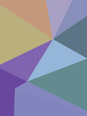 Royalty-Free and Rights-Managed Images - Abstract Polygon Illustration Design 115 by Ahmad Nusyirwan