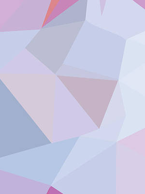 Royalty-Free and Rights-Managed Images - Abstract Polygon Illustration Design 129 by Ahmad Nusyirwan