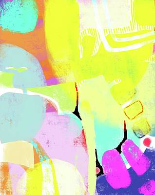 Studio Grafika Vintage Posters - Abstract1 by Robin Mead