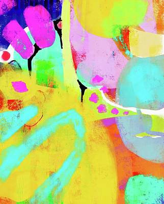 Studio Grafika Vintage Posters - Abstract 4 by Robin Mead
