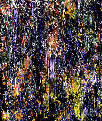 Ethereal - Abstracts Special Effects 16A by Catalina Walker