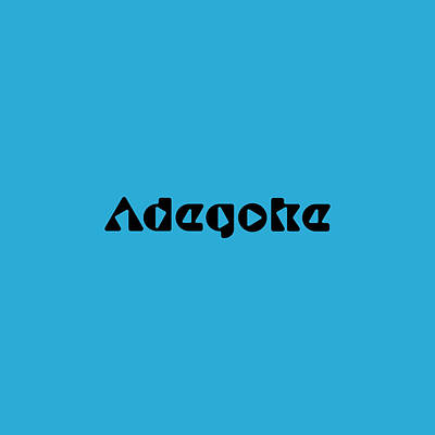 Royalty-Free and Rights-Managed Images - Adegoke by TintoDesigns