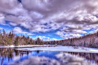 Aloha For Days - Adirondack Snow by David Patterson