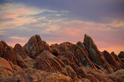 Miles Davis - Alabama Hills Storm Sunrise by Brian Knott Photography