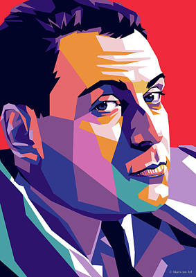 Royalty-Free and Rights-Managed Images - Alan Arkin by Stars on Art
