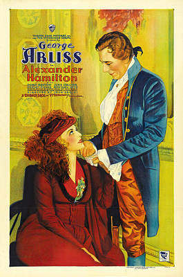 Royalty-Free and Rights-Managed Images - Alexander Hamilton, with George Arliss, 1931 by Stars on Art