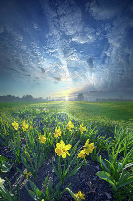 Nirvana - All I Have To Do Is Dream by Phil Koch