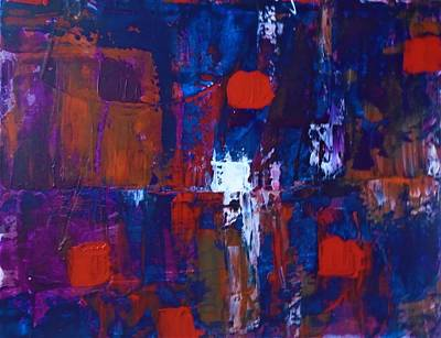 Old Masters - Amsterdam Night by Neli Stoyanova