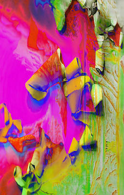Abstract Shapes Janice Austin Royalty Free Images - Analyzing Royalty-Free Image by Marvin Blaine
