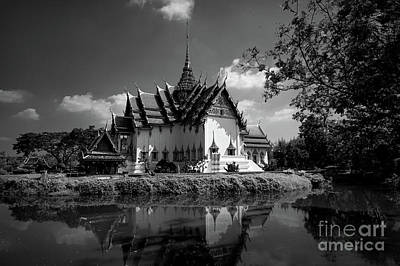 Lee Craker Royalty-Free and Rights-Managed Images - Ancient Siam Park 202002123456 by Lee Craker