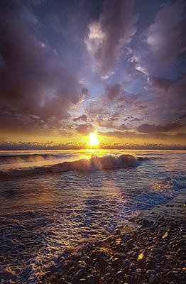 Royalty-Free and Rights-Managed Images - And as You Dream so Shall You Become by Phil Koch
