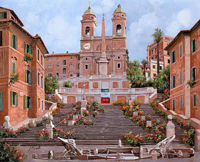 Royalty-Free and Rights-Managed Images - andra tutto bene-Rome by Guido Borelli