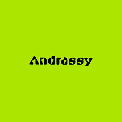 Royalty-Free and Rights-Managed Images - Andrassy by TintoDesigns