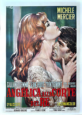 Royalty-Free and Rights-Managed Images - Angelique and the King, 1966, by Stars on Art