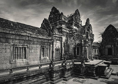 Studio Grafika Typography - Angkor Temple by Dave Bowman