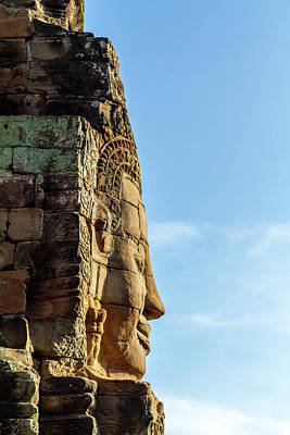 Royalty-Free and Rights-Managed Images - Angkor wat Buddha by Stelios Kleanthous