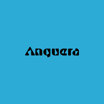 Royalty-Free and Rights-Managed Images - Anguera by TintoDesigns