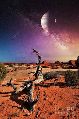 Target Threshold Nature - Another World by Dennis Nelson