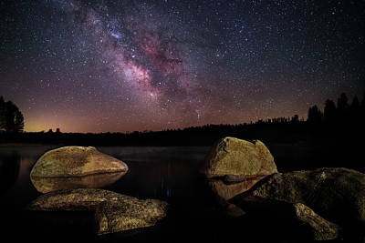 Rights Managed Images - Antelope Lake Nightscape Royalty-Free Image by Mike Lee
