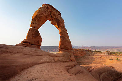 New Years - Arches National Park 57 by Ricky Barnard