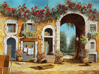 Royalty-Free and Rights-Managed Images - Arco E Porte by Guido Borelli