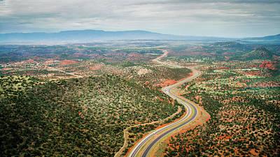 Impressionist Nudes Old Masters - Arizona highway by Alexey Stiop