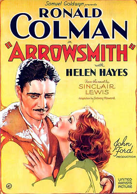 Royalty-Free and Rights-Managed Images - Arrowsmith, with Ronald Colman, 1931 by Stars on Art