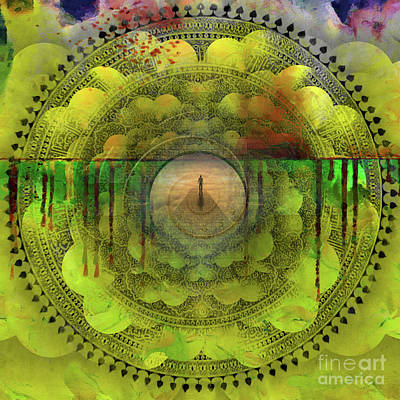 Royalty-Free and Rights-Managed Images - Ascension to another world by Bruce Rolff