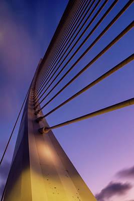 Photograph - Assut de l'Or Bridge by Andrei Dima