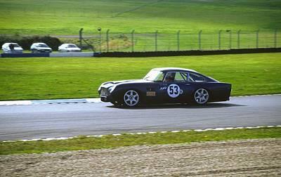 Pittsburgh According To Ron Magnes - Aston Martin Racer No 53 by Gordon James