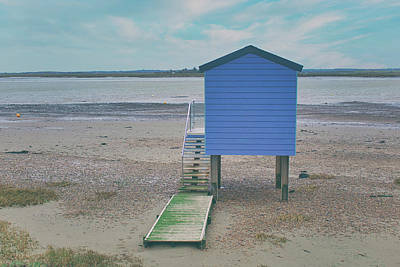 Science Collection - At Low Tide by Martin Newman