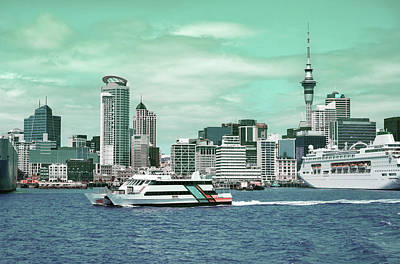 Surrealism Royalty-Free and Rights-Managed Images - Auckland, New Zealand - Surreal Art by Ahmet Asar by Celestial Images