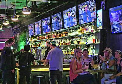 Anne Geddes Collection - Austin Bar Scene by Allen Beatty