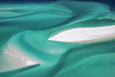 Clouds Rights Managed Images - Australia - Hill Inlet Royalty-Free Image by Olivier Parent