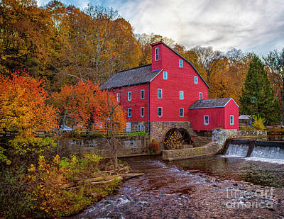 Michael Jackson - Autumn at the Mill by Nick Zelinsky