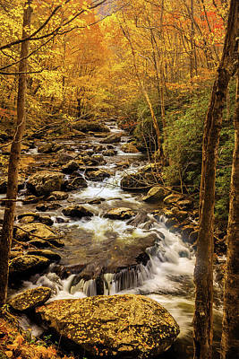 Louis Armstrong - Autumn in the Smokies by Andrew Soundarajan