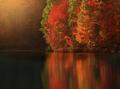 Photograph - Autumn Warmth by Rob Blair