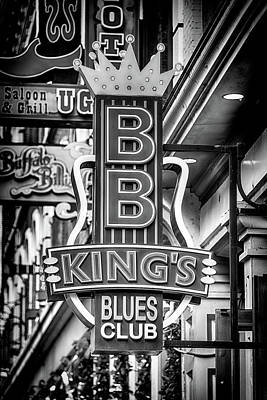 Little Mosters - B B Kings Nashville - #4 by Stephen Stookey