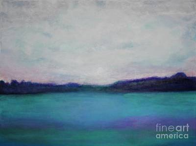 Painting - Back Bay End of Day by Kim Nelson