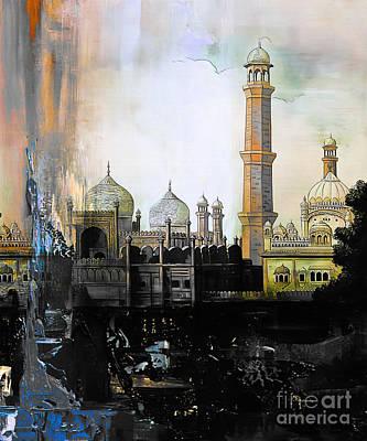 David Bowie - Badshahi Mosque 89U7 by Gull G