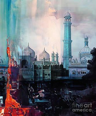 David Bowie - Badshahi Mosque 98U1 by Gull G