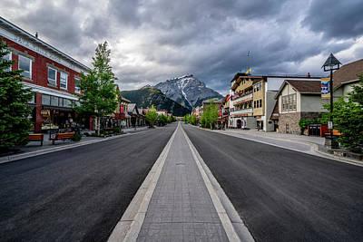 Kids Alphabet - Banff Avenue 2020 by Chm