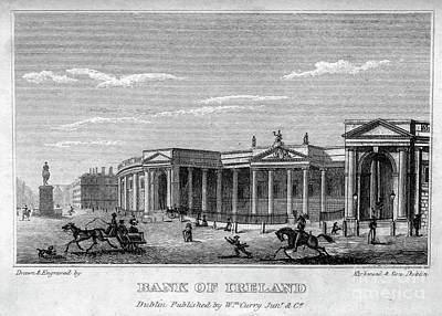 Animals Drawings - Bank of Ireland h by Historic illustrations