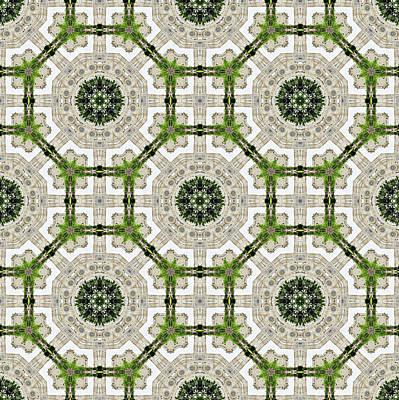 Priska Wettstein Pink Hues - Basilica Kaleidoscope 11 by Maria Keady