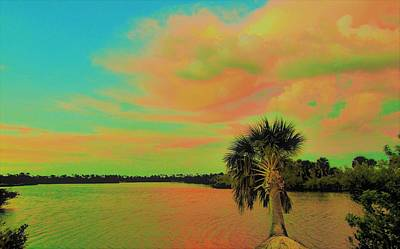 Surrealism Royalty-Free and Rights-Managed Images - Baydream by Joshua Bales