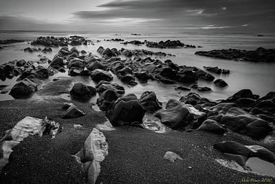 Modern Man Music - Beach 4 Rocks 23 by Mike Penney